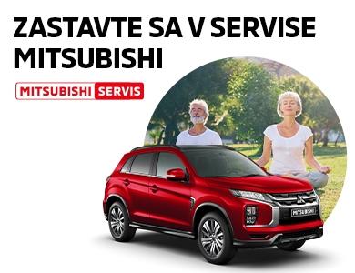 ZASTAVTE SA V SERVISE MITSUBISHI