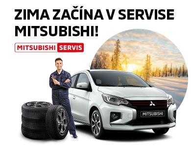Mitsubishi komplety zimných kolies