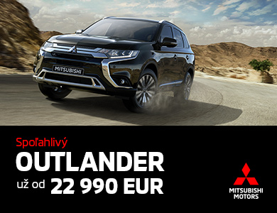 LEGENDÁRNE SUV OUTLANDER