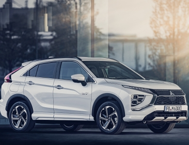 Nový ECLIPSE CROSS PLUG-IN HYBRID